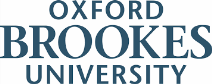 Ox Brookes Logo